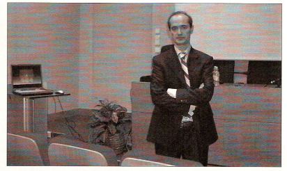 Fernando Fombellida - Entrevista Dental Berri 2005